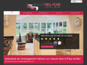 Muller Pro Pose : artisan cuisiniste à Barr