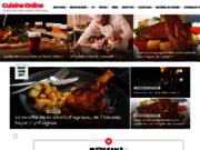 Cuisine Online: Découvrez des informations dédiés à la cuisine
