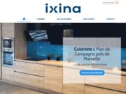 SCNG-IXINA à Les Pennes-Mirabeau pour la création de votre cuisine