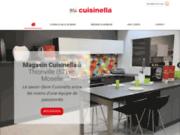 STEMA STYLE Cuisinella à Thionville réalise votre cuisine sur mesure