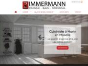 EURL ZIMMERMANN à Marly, spécialiste de la cuisine sur-mesure