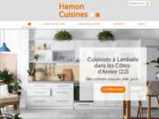 Serge Hamon Cuisines à Lamballe-Armor spécialiste de la cuisine
