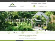 Fabricant français de serres de jardin