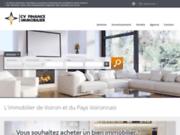 Agence immobilière à Voiron - CV Finance