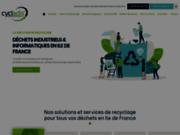 Recyclage matériels informatiques & déchets DEEE