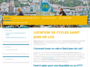 Cyclostation: location de vélo