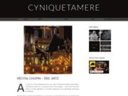Cyniquetamere : Blog littéraire et poétique