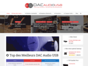 Comparatifs DAC Audio USB