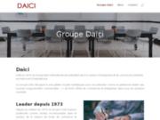 Daici Groupe, votre professionnel en cession d'entreprise