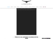 Prise de vue aerienne en drone Damien-vicart.com