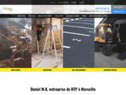Entreprise de travaux BTP à Marseille