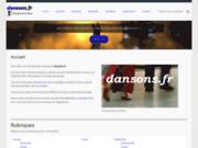 Dansons.fr L'Annuaire de la Danse
