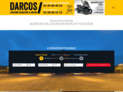 DARCOS | Location moto