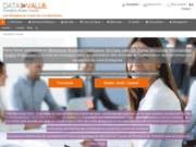 Data Value - Les données au cœur de vos décisions