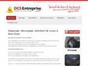 DCS Entreprise - Travaux sur cuves à fioul