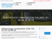 Débouchage Canalisation et Plomberie les Yvelines