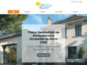 Déco Plus à Grenoble spécialiste des fermetures et menuiseries extérieures