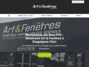 Déco Réno Habitat - Art & Fenêtres à Draguignan dans le Var