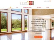 Déco'Sol à Croissy-sur-Seine, menuiserie et agencement bois