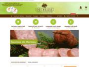 Saucisse de Morteau et salaison Decreuse