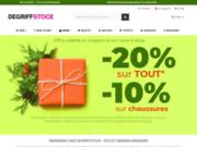 Dégriff'Stock, vêtements de marques à prix dégriffés