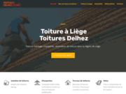 Delhez Toitures: toiture et bardage à Liège
