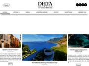 deltA - Magazine art de vivre en méditerranée
