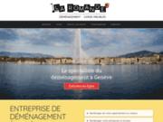 Société de déménagements à Genève