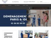 Déménagement sécurisé à Paris