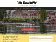 Entreprise de transports basée à Lausanne
