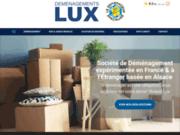 Déménageur Lux à Illkirch-Graffenstaden en Alsace