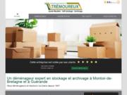 Tremoureux : garde-meuble et déménagement à Nantes