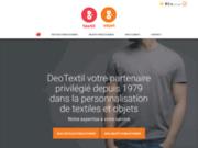 Deotextil Deoobjet : vêtements et objets publicitaires