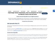 DepannagePlus serrurier ouverture de porte Paris 75 Devis Gratuit 0620152615
