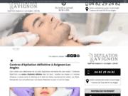 Epilation définitive pour femme à Avignon