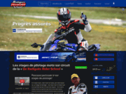 De Radigues Rider School - Stages moto sur circuit