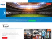 Vente de vêtements pour club sportif à Ifs