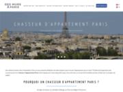 Chasseur d'appartement à Paris