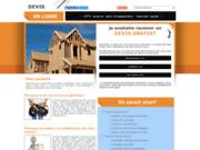 Devis de construction gratuit en ligne