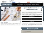 Devis plomberie, un site de proposition de devis en ligne