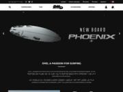 DHD Surf Europe : Planches de surf haute performance et accessoires de surf