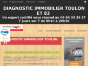 Vos diagnostics immobiliers à Toulon