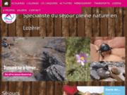 Randonnées quad en Lozère - DIDRICK Vacances