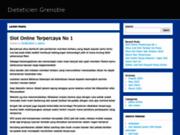 Samantha LOUVAT Diététicienne nutritionniste à Grenoble