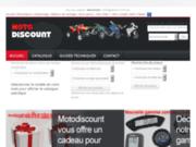 Discount Motos - Accessoires moto et pièces motos à prix discount