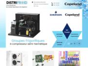 Distrifroid distributeur de matériel frigorifique en Tunisie