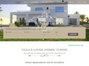 Villa à louer Djerba