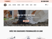 Double G Customs Chaussures customiées