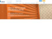 Fabricant de rideaux et grilles métalliques