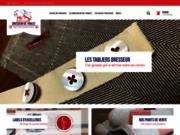 Dresseur de Tables, spécialisé dans la fabrication de linge de cuisine made in France